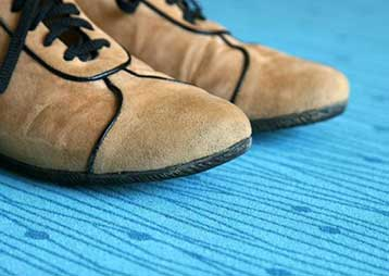 Take Your Shoes Off | Duarte Carpet Cleaning Comapny