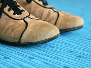 Take Your Shoes Off | Duarte Carpet Cleaning